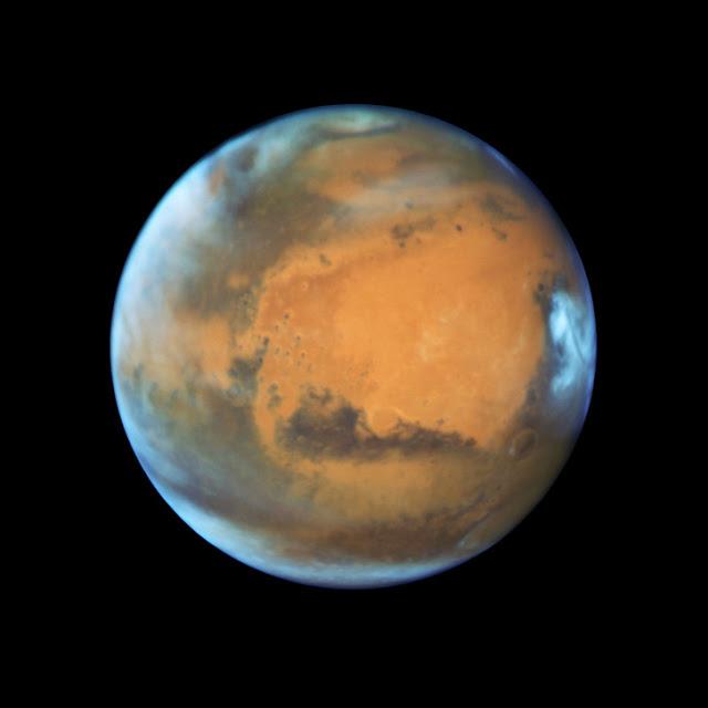 Mars Földközelben 2016
